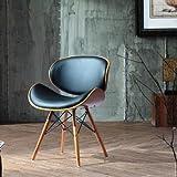 Kare 76417 Stuhl mit Armlehne Forum Wood Yellow Amazonde Kche  Haushalt