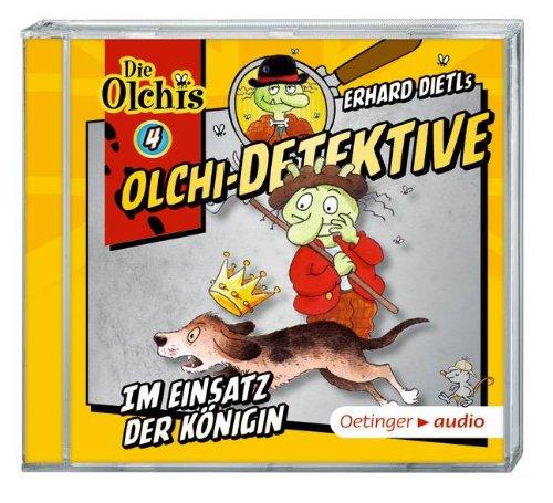 Olchi-Detektive (4) Im Einsatz der Königin (Oetinger Audio)
