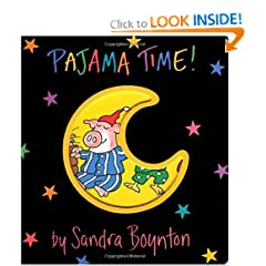 Cover of Pajama Time