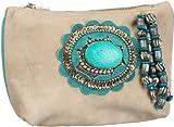 Antik Batik NOOK1PCH, Damen Clutches 23x16x8 cm (B x H x T)