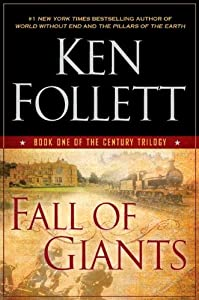 "Cover of ""Fall of Giants (The Century Tri..."