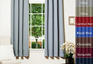Amazon Thermal Curtains
