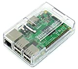 Raspberry Pi2 Model B ボード&ケースセット (Standard, Clear)