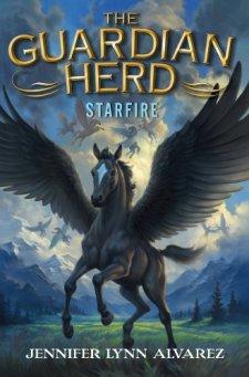 The Guardian Herd: Starfire by Jennifer Lynn Alvarez| wearewordnerds.com