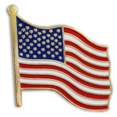 American-Flag-Lapel-Pin-BUY-ONE-GET-ONE-FREE-100-Pack