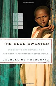 "Cover of ""The Blue Sweater: Bridging the ..."