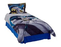 Batman Twin Comforter Set Home Garden Linens Bedding