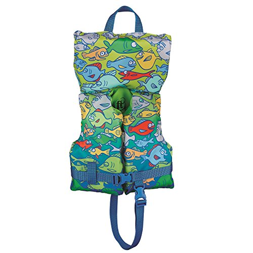 Full Throttle Infant/Child Character Life Vest, Fish