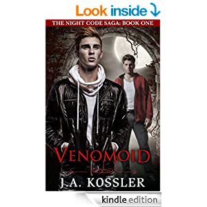 Venomoid, Book One in the Night Code Saga