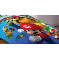 Super Mario Comforter Fitted Sheet Sets For Boys Bedroom ...