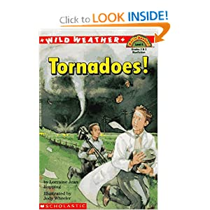 Tornadoes!  (Scholastic Reader, Level 4)