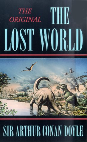 Image result for the lost world arthur conan doyle cover