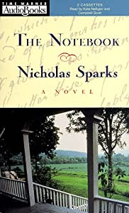 "Cover of ""The Notebook"""