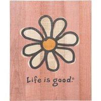 Amazon.com - Life is good Daisy Wall Art, Candy ...