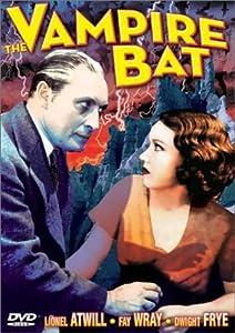 "Cover of ""The Vampire Bat"""