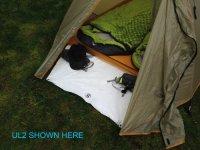 Custom Tyvek Ultralight Tent Footprint with Brass Grommets ...
