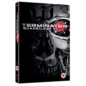 Terminator 1-4 (4-Disc Set) [DVD] [2009]