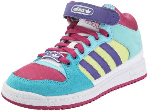 Damen Sneaker adidas Decade Mid ST wms crystal/dark purple/glory 7.5