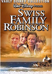 "Cover of ""Swiss Family Robinson (Vault Di..."