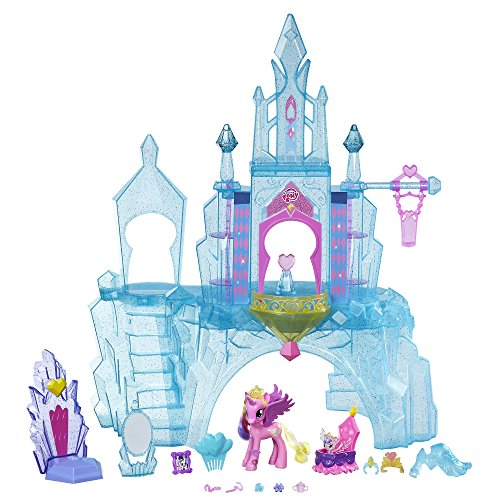 My Little Pony Explore Equestria Crystal Empire Castle