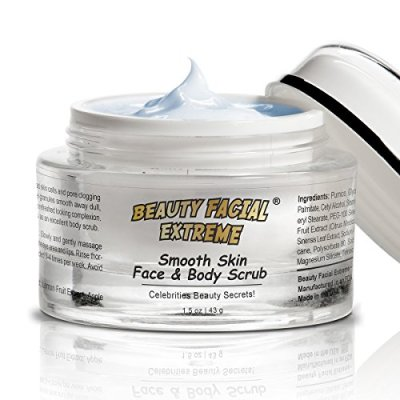 Best New Facial & Body Scrub