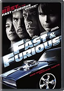"Cover of ""Fast & Furious"""