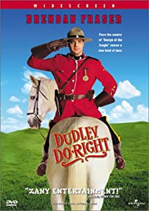"Cover of ""Dudley Do-Right"""