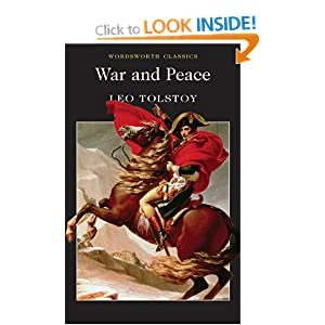 War and Peace (Wordsworth Classics)