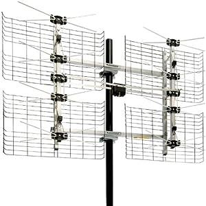Amazon.com: High Gain Bowtie Indoor/Outdoor HDTV Antenna