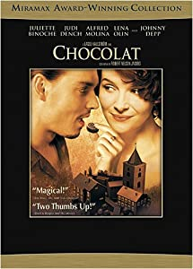 "Cover of ""Chocolat (Miramax Collector's S..."