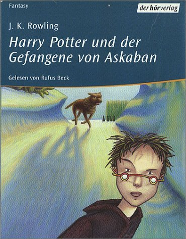 Harry Potter Und Der Gefangene Von Askaban  Cassetten