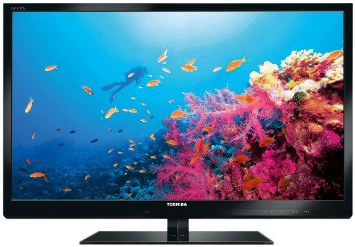 Toshiba 42SL863G 107 cm (42 Zoll) LED-Backlight Fernseher, Energieeffizienzklasse B (Full-HD, 200 HZ AMR, DVB-T/-C/-S/-S2, CI+) schwarz
