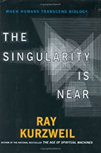 "Cover of ""The Singularity Is Near: When H..."