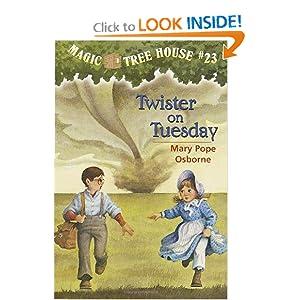 Twister on Tuesday (Magic Tree House, No. 23)