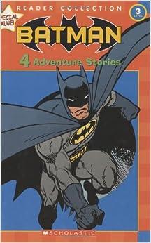 Batman Stories Cover