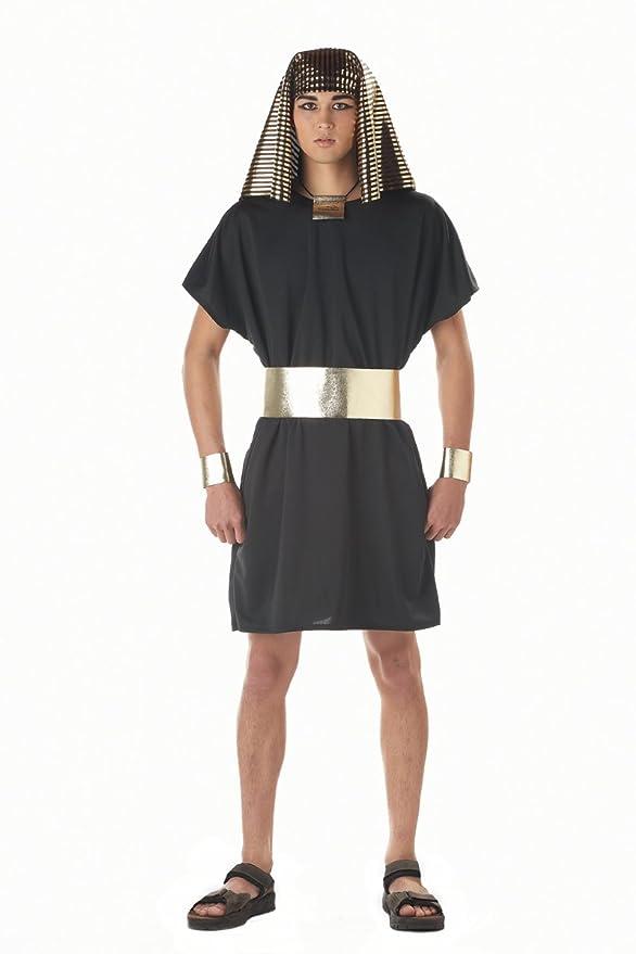 California Costumes Men's Pharaoh,Black,Large Costume
