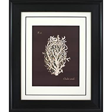 """Product Image Coral on Branch B Wall Art - 16x20"""""""