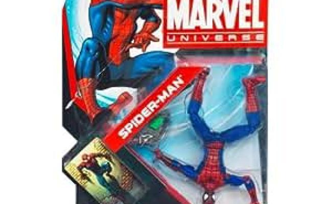 Buy Spider Man Marvel Universe Action Figure Online At Low