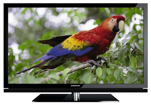 Grundig 46 VLE 7130 BF 117 cm (46 Zoll) LED-Backlight-Fernseher, Energieeffizienzklasse A (Full HD, 400 Hz PPR, DVB-T/C, DLNA, 4x HDMI, USB 2.0, CI+) schwarz