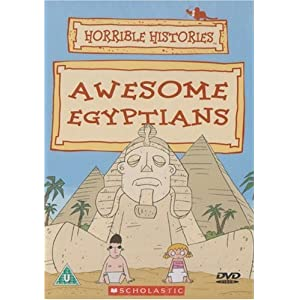 Awesome Egyptians [DVD]