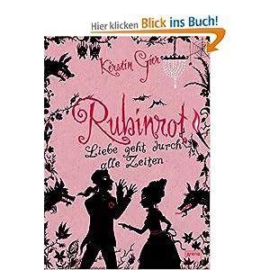 Rubinrot 01 - Liebe geht durch alle Zeiten