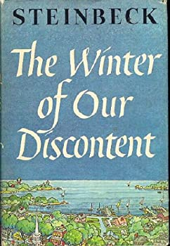 "Cover of ""The Winter of Our Discontent"""