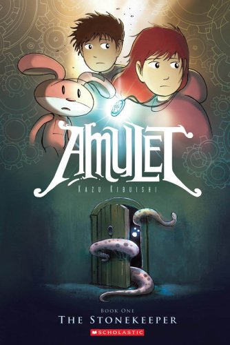 Amulet by Kazu Kibuishi