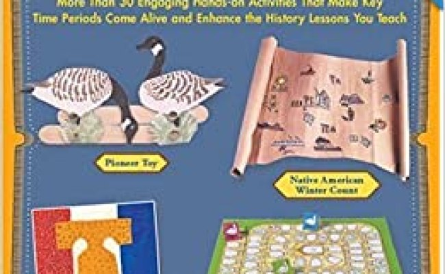 Amazon Fun Easy American History Crafts And Games