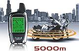 Profi Motorrad Alarmanlage bis 5km universell verwendbar für alle Motorräder mit 12 Volt