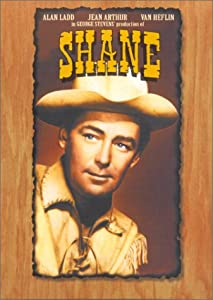 "Cover of ""Shane"""