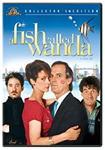 "Cover of ""A Fish Called Wanda (Deluxe Edi..."