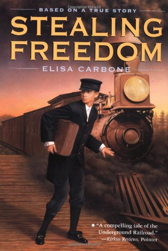 Stealing Freedom by Elisa Carbone  Teen Ink