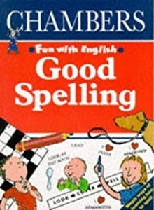 "Cover of ""Good Spelling (Fun with English..."