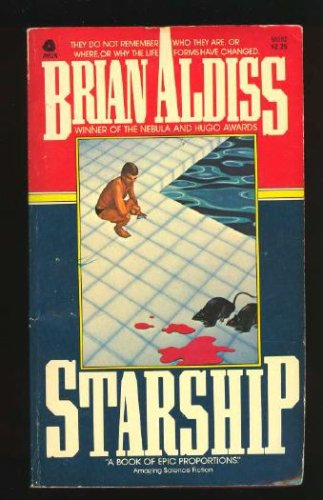Cover of Starship by Brian W. Aldiss